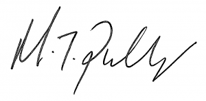 Mark Phillips signature