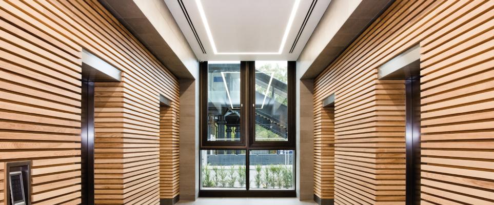 KF lift lobby